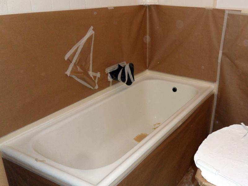 rmaillage baignoire baignoire salle de bains leroy merlin. Black Bedroom Furniture Sets. Home Design Ideas